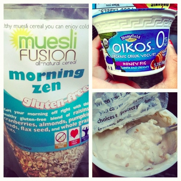 Muesli Fusion Morning Zen