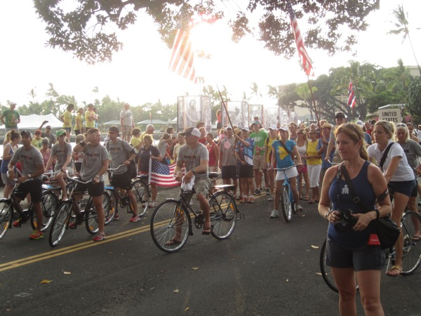 Kona Parade of Nations 2012
