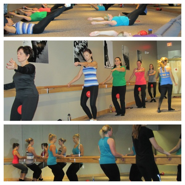 Pure Barre Burlington Class
