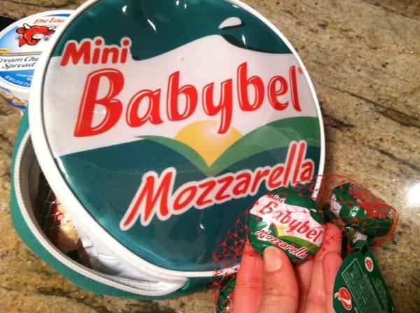 Babybel Mozzarella