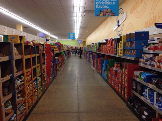 Shopping at america s best grocery store aldi sarah fit for Americas best storage