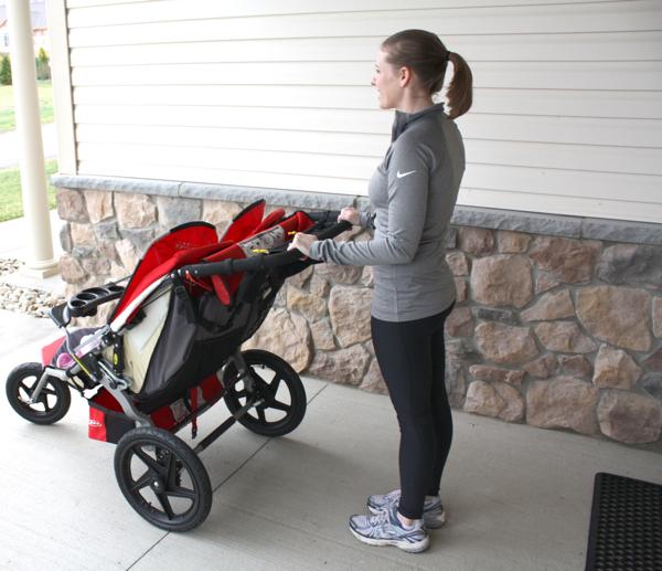 Stroller workout 1