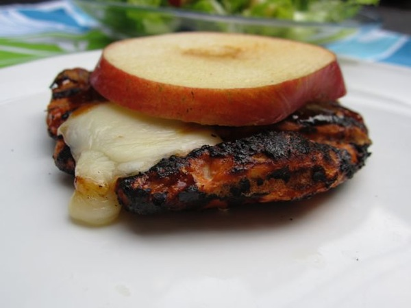 BBQ Turkey Burger