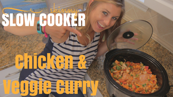 Slow Cooker Chicken Curry With Quinoa Recipe — Dishmaps