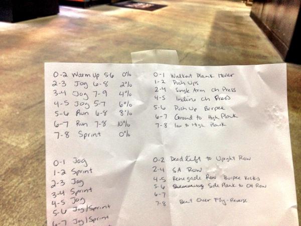 6 Hiit Treadmill Workouts