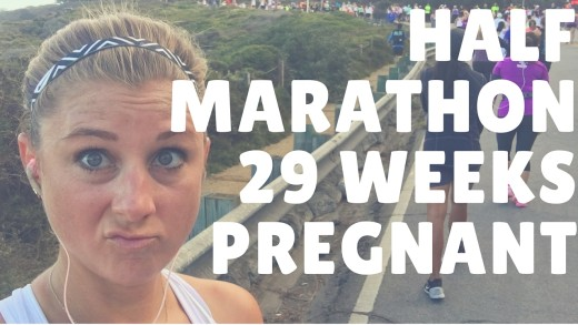 Video Recap: I Ran a Half Marathon at 29 Weeks Pregnant