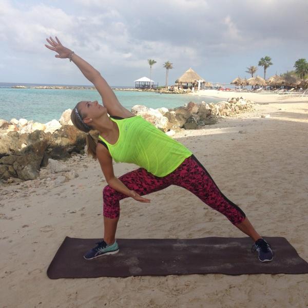 Wellness Travel: Curacao Marriott Beach Resort