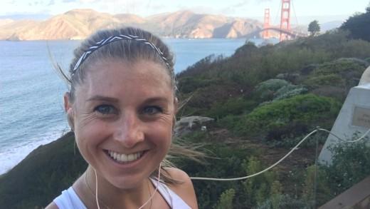 Nike Women's Half Marathon Race Recap: 3rd Trimester Running