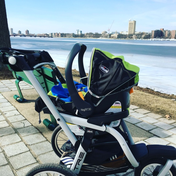 Running Postpartum With A Jogging Stroller Sarah Fit